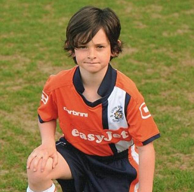 Arsenal beat Chelsea and Spurs to Patino, who played for Wilshere's old club Luton, in 2015